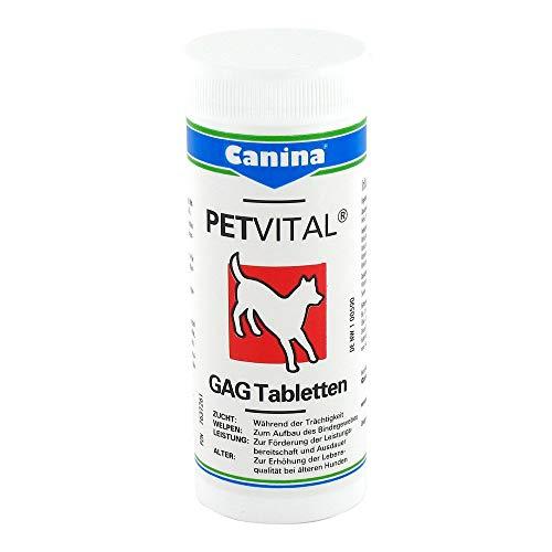 PETVITAL GAG Tabletten f.Hunde 90 St