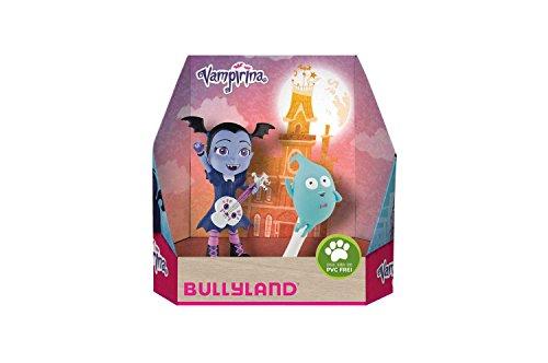 Bullyland 13120 - Spielfigurenset, Walt Disney Vampirina - Vampirina und Demi, liebevoll handbemalte Figuren, PVC-frei, tolles Geschenk für Jungen und Mädchen zum fantasievollen Spielen