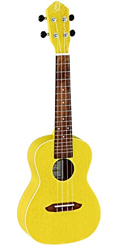 Ortega Guitars Earth Serie Ukulele (Rusun)