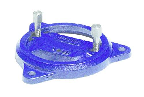 Irwin 7210110 IWT3SB Base tournante pour étau 3,6 kg, Bleu