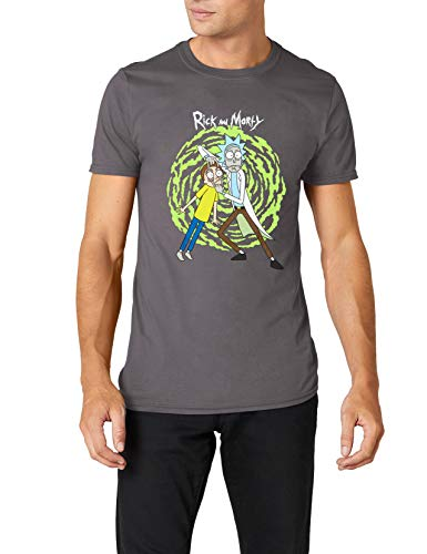 T-Shirt (Unisex-S) Spiral (Grey)
