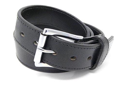 """DTOM Buffalo Tough Concealed Carry CCW Handmade Gun Belt For 34"""" Waist Size"""