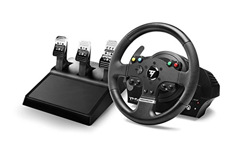 Thrustmaster TMX Force Feedback PRO (Lenkrad inkl. 3-Pedalset, Force Feedback, 270° - 900°, Xbox One / PC)