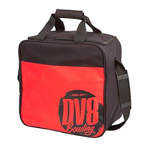 DV8 Freestyle Bowlingtasche, Rot