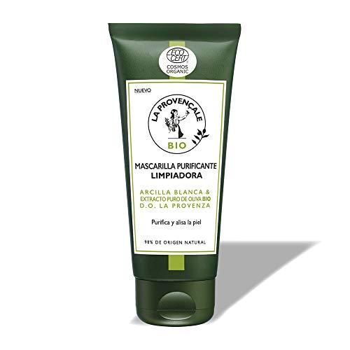La Provençale Bio Mascarilla Purificante Limpiadora con Aceite de Oliva Bio - 100 ml