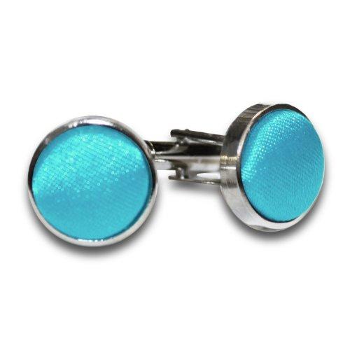DQT Neuf Homme Egg Blue Robin Boutons De Manchette Mariage Fashion Business 30+ Couleurs