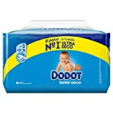 Dodot–Pack of Baby Nappies - Size3, 5–10kg, Pack of 96
