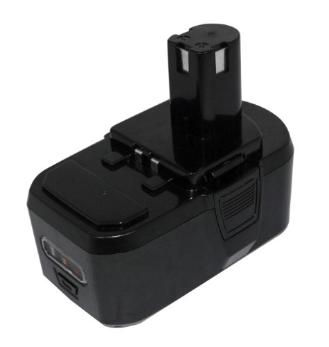 PowerSmart® 18V Li-ion 3000mAh Akku für Ryobi OLT1831S, CHV182M, OLT1825, RHT1851R15, CDR180M, LTS180M, RCD1802M, EMS190DCL, R18DDP-0, CCG1801MHG, CDA1802M