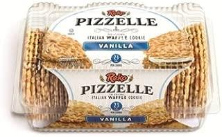 Reko Vanilla Pizzelle Cookies (Case of 12)