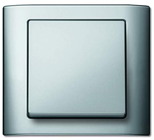 Schneider Electric MTN400160Aquadesign telaio 1elemento, in alluminio