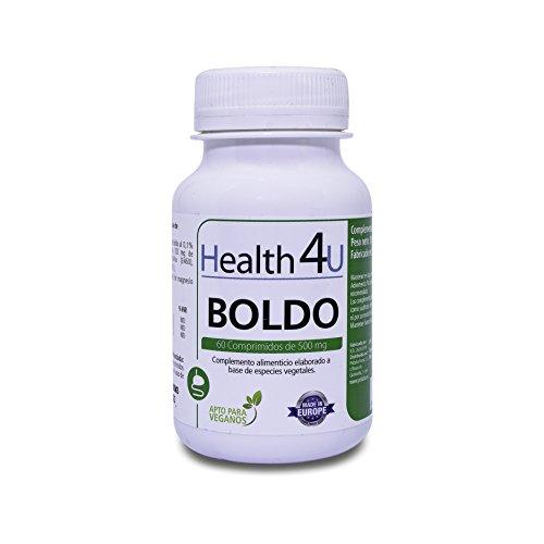 H4U Boldo 60Compr 500Mg