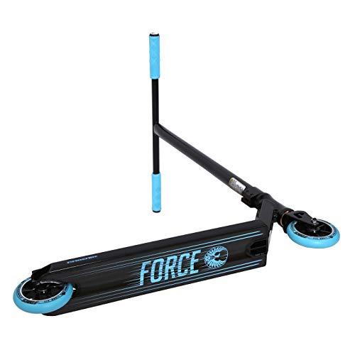 Phoenix Force Pro Scooter (Black/Neon Blue)