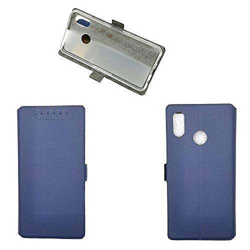 Schutzhülle für Huawei P Smart+ INE-LX1 / P Smart Plus INE-L21 / Nova 3I INE-AL00 INE-TL00 INE-LX2 Hülle Cover Blau