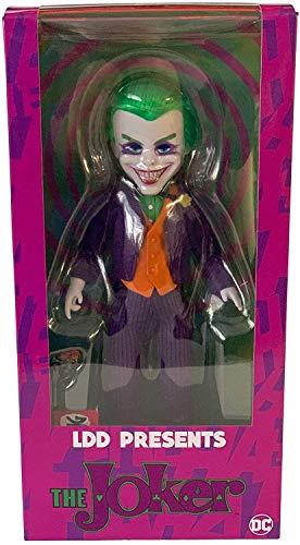 Mezco 696198993783 (Batman) DC Universe Living Dead Dolls Mezco Figure [UK Import] 99378, Purple, One Size
