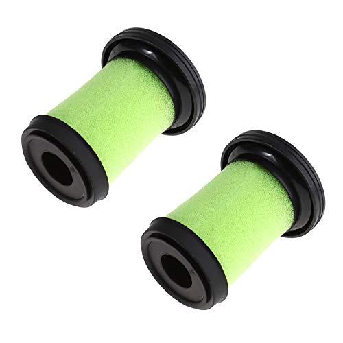 Rediboom 2Pcs Washable Foam Filters for Gtech Multi MK-2-ATF006, Gtech Multi MK2 K9 Handheld Cordless Vacuum Cleaner