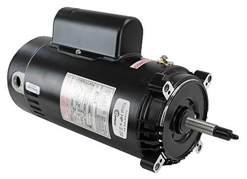 Century Electric UST1202 2-Horsepower Up-Rated Round Flange Replacement Motor (Formerly A.O. Smith)