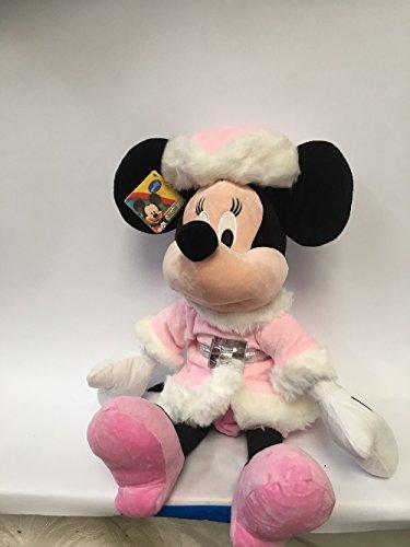 Minnie mouse noël hauteur 45 cm