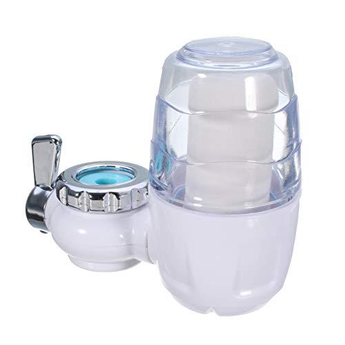 Grifos AccesoriosTravel Purificador de agua Filtro de cerámica Cartucho de cerámica Hogar Cocina Grifo Filtro de grifo