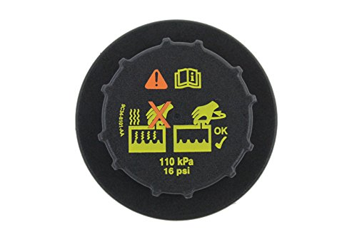 Ford Genuine 9C3Z-8101-B Radiator Cap with Pressure Relief