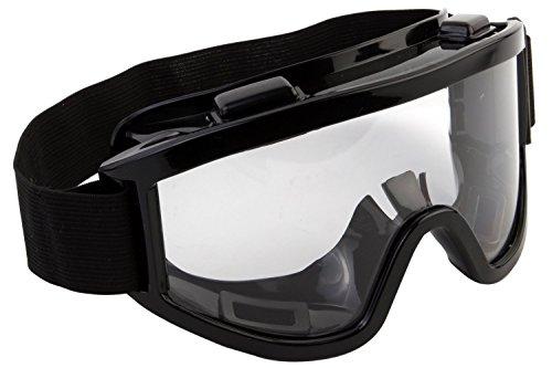 Okayji Adult Motorbike ATV / Dirt Bike Racing Transparent Goggles with Adjustable...