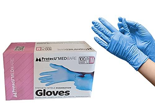 QD HEALTH Guanti in nitrile senza polvere (XL)