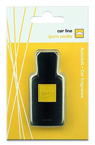 ipuro car line - Autoduft vanilla, 2er Pack (2 x 1 stück)