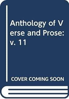 LAMDA Anthology of Verse and Prose: Vol.11 (v. 11)