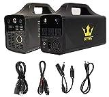 KYNG Power Solar Generator Portable Power Station 500W UPS Battery for...