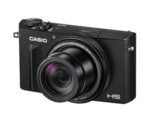 CASIO デジタルカメラ EXILIM EX100 プレミアムブラケティング インターバル撮影 全域F2.8 光学10.7倍ズーム EX-100 ブラック