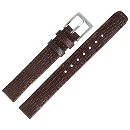 DKNY Uhrenarmband 14mm Leder Braun - NY-3435