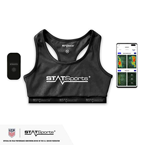 STATSports APEX Athlete Series - FIFA Approved Soccer GPS Tracker - Official Partners of US Soccer