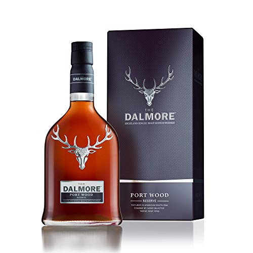 Hard To Find Whisky DALMORE Port Wood Reserve - 46,5% -70cl