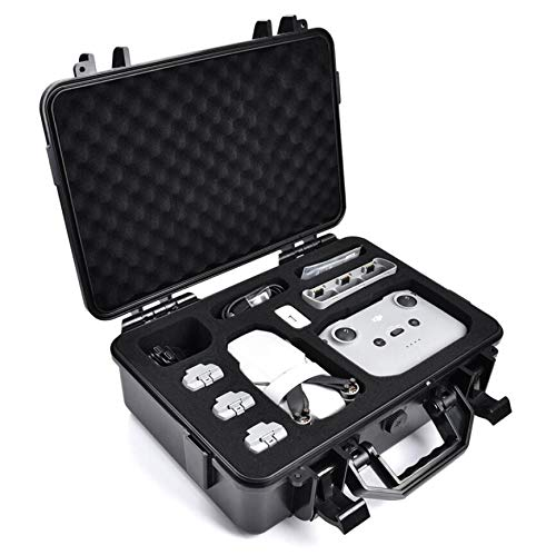 U/R Honbobo - Maleta impermeable sellada caja de almacenamiento a prueba de explosiones para DJI MINI 2