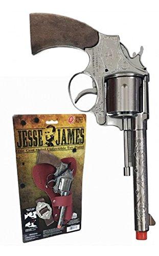 PARRIS CLASSIC QUALITY TOYS EST. 1936 Jesse James Pistol Holster