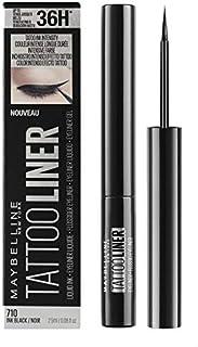Maybelline New York Tattoo Liner Liquid Eyeliner - 710, Ink Black
