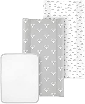 2-Pack Babebay Changing Pad Cover