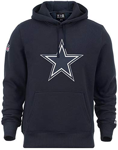 New Era - NFL Dallas Cowboys Team Logo Hoodie - Blau Größe L