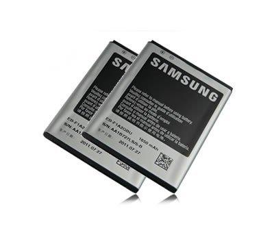 EB-F1A2GBU - Batería original para Samsung Galaxy S2 i9100, ión de litio, 1650 mAh, 2 unidades