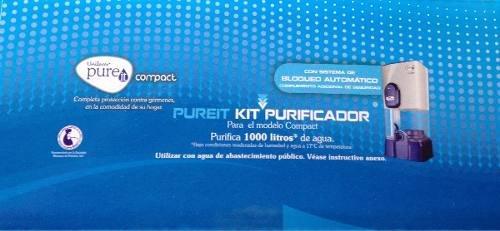 La mejor comparación de Purificador Pureit los 5 mejores. 5