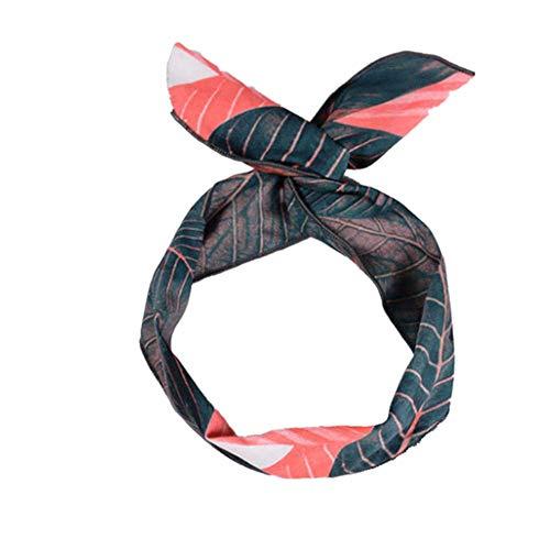Gewassen haarband vrouwelijke gebonden haar kopstuk verse zoete haar hoepel riem eenvoudige stropdas haarband