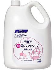 ビオレu 泡ハンドソープ フルーツの香り 業務用 4L (花王プロフェッショナルシリーズ)