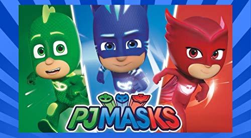 Pj Masks (English Edition)