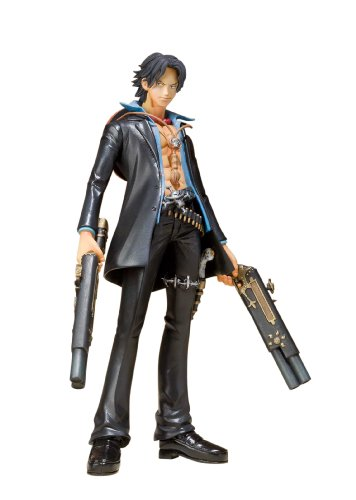 One Piece Figuarts Zero Figurine / Statue: Portgas D. Ace 15 cm (Strong World Version)