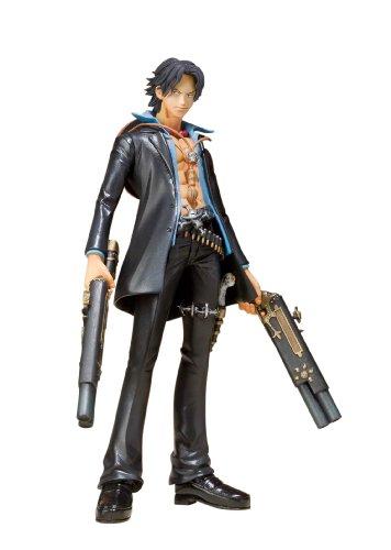 One Piece Figuarts Zero Figurine / Statue: Portgas D. Ace 15 cm (Strong World Version)