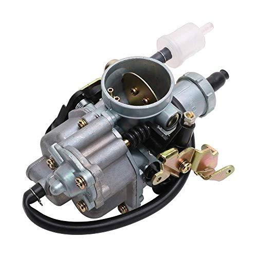 YSMOTO PZ30 PZ - Bomba de aceleración de carburador para motores CG de 4 tiempos (200 cc, 250 cc, motos Dirt Pit Bike Scooter Go Karts)