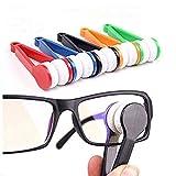 Best Eyeglass Cleaners - 12 pcs Mini Sun Glasses Eyeglass Microfiber Spectacles Review