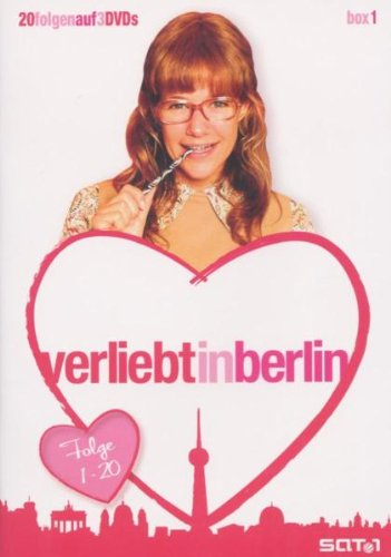 Verliebt in Berlin - Box 01, Folge 1-20 (3 DVDs)
