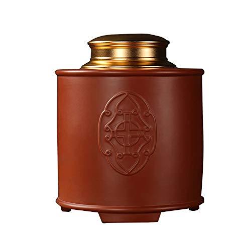 Barture Bloemen Crematie Urn met Metalen Spiraal Cover Bloemen Tuin Volwassen Begrafenis Urn Handgemaakte Bloem Urn Betaalbare Urn voor as