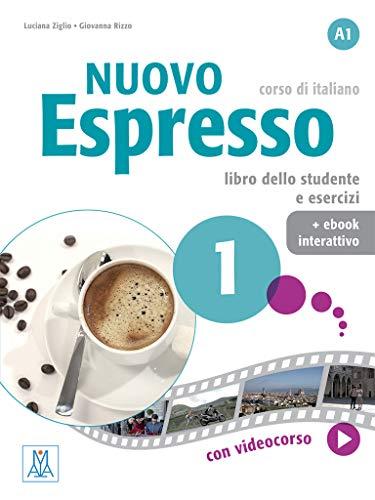 Nuovo Espresso: Libro studente + ebook interattivo 1