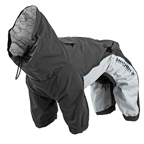 Croci Hiking Hunde-Overall, wasserdicht, feuchtigkeitsregulierendes Futter, Hymalaya, Größe 45 cm – 260 g